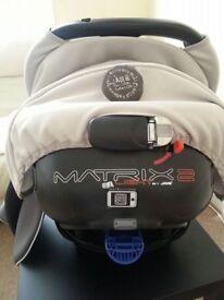 lie flat car seat Matrix light 2
