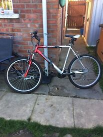 Crossfire tiger bike £60