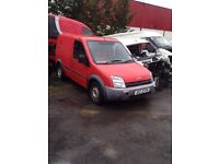 2006 Ford Transit Connect 1.8 TDCI parts