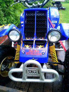 BANSHEE YFZ350R  2003 YAMAHA WITH TONS OF EXTRAS