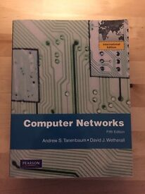 Computer Networks (fifth edition)