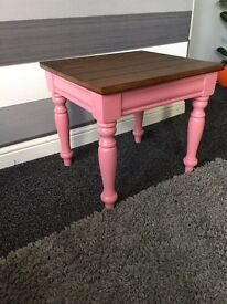 Small table side table toddler desk