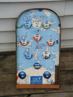 Vintage Lucky 7 Poosh-M-Up Game