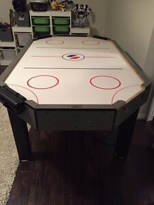 4 person Air Hockey Table