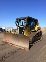 2007 Cat D6R XW Pat blade and ripper