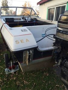 Boat and trailer for sale Cornwall Ontario image 3