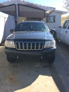 2001 grand Cherokee limited