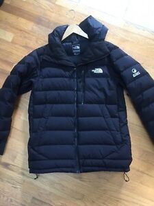 Steep Series Men's North Face Down Jacket Medium