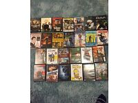 Job Lot of 26 DVD's