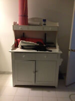 BABY CHANGING TABLE, MORIGEAU LEPINE.