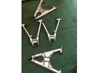 Yamaha Raptor 350 a arms may fit 660 700 or banshee or blaster