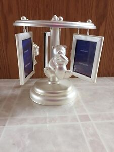 Pewter baby wind up