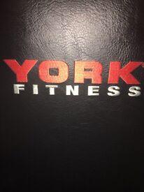 York fitness multi gym