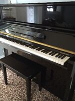 """""""New Price"""" Gently Used Beautiful upright Piano"""