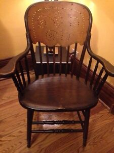 Antique Chair -  Made in Woodstock