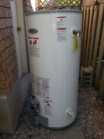 Gas Water Heater - Whirlpool