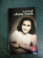 Diary of Anne Frank, in French, mint condition