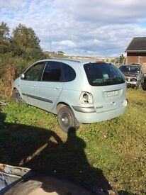 Renault scenic parts available all parts please enquire