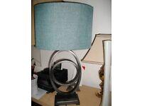 Beautiful stylish table lamp