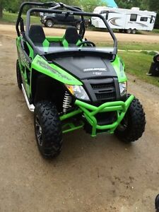 2014 Arctic Cat Wildcat Trail New Price