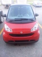 Smart ForTwo Passion 2009 + 4 winter tires