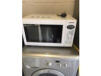 White Panasonic Microwave Fully Working Order Just £10 Sittingbourne