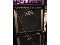 Peavey Triumph 120 all valve combo amp WANTED.