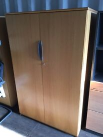 1 x office filing storage cupboard with file suspension @ just £50 only