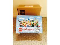Lego mini figures Simpsons 6059279