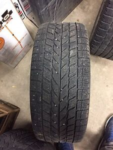 Winter tires with rims  205/55/16 from Audi A4  London Ontario image 4