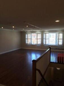 LOVELY SPACIOUS APARTMENT TO RENT DOWNTOWN OAKVILLE - 1600 SQ FT