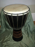 Great sounding, handcrafted Indonesian Djembe!