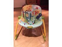 Baby rocking/feeding chair