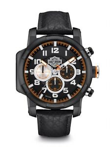 Brand New with tags* 78B139 Harley-Davidson Men's Watch