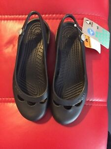 Brand new ladies Crocs size 8 - with tags