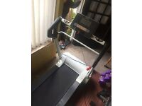 3 piece fitness equipment (hardly used)- £200 for the lot.