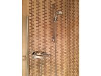 Nearly new / Mira Coda Pro EV Bar Mixer Shower