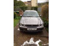 X type jaguar 2008 grey 2.0 diesel excellent condition