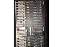 Allen & Heath GL2400 32 Channel mixer