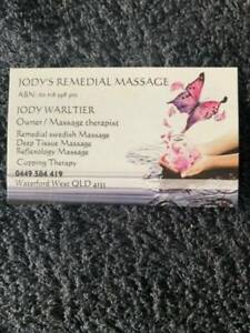 HOME MASSAGE THERAPY