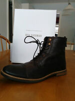 Brand New In Box Leather Ben Sherman Designer Boots Size 13