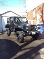 Jeep Wrangler TJ 1998 4L Automatique