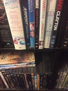 Movies on DVD (big selection!)