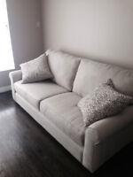 Brand New Beige Couch