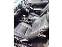 BMW 3-Series Leather seats