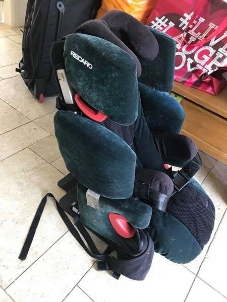 Recaro Start 20 Swivel Base Car Seat Special Needs
