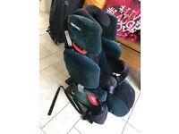 Recaro start 2.0 swivel base car seat (Special Needs)