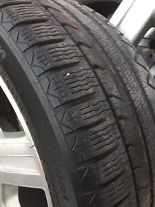 Mercedes s63 AMG rims and tires  Windsor Region Ontario image 2