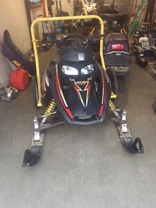 05 skidoo renegade part out