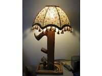 Table Lamps Vintage Woodworking Planes